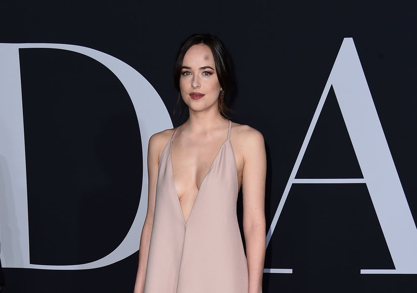 Dakota Johnson Reveals Why 'Fifty Shades Darker' Is Perfect for Valentine's…