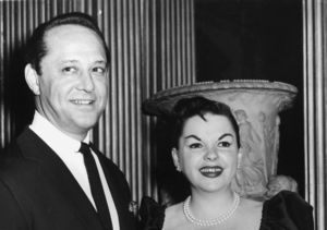 Judy Garland's Late Ex-Husband Made Shocking Allegations About 'Wizard of…