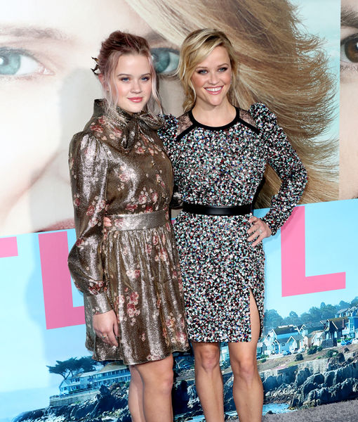 Reese Witherspoon on Her 'Beautiful' Look-alike Daughter Ava, Plus: Her…