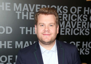 James Corden Dishes on Grammys Hosting Duties and 'Ocean's Eight' Cameo