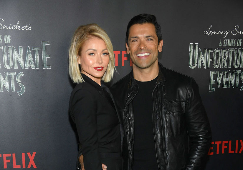 Kelly Ripa's Blush-Worthy Sex Confession About Mark Consuelos