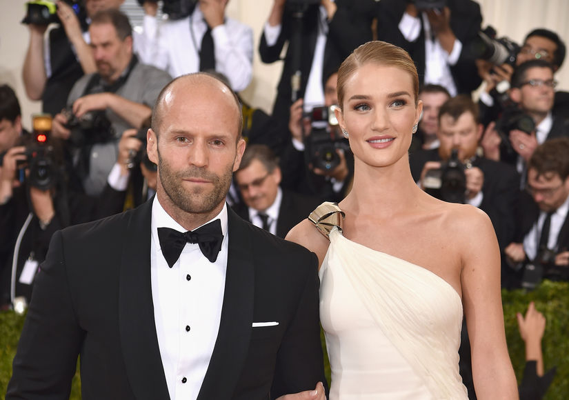 Jason Statham & Rosie Huntington-Whiteley Are Expecting!!