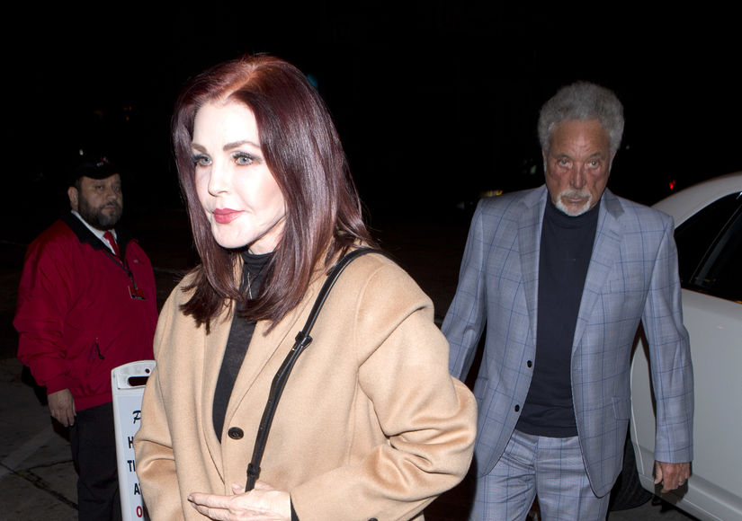 Are Tom Jones & Priscilla Presley Dating?