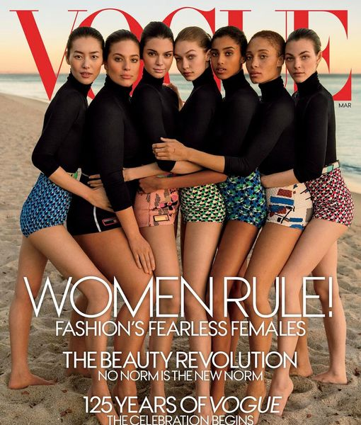 Ashley Graham Defends Vogue in Cover Controversy