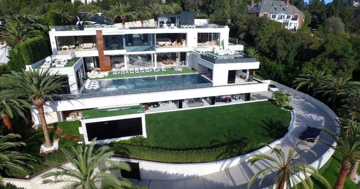 Get a look at the most expensive house on the market for What is the most expensive house in the us