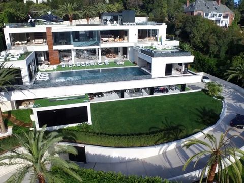 Get a look at the most expensive house on the market for Most expensive house in la