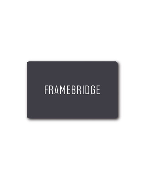 Win It! A $100 Framebridge Gift Card