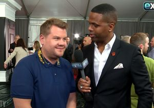 James Corden Revealed Grammy Night Secrets