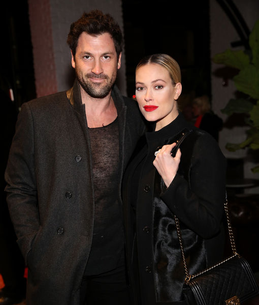 Maksim Chmerkovskiy & Peta Murgatroyd Returning to 'Dancing with the…