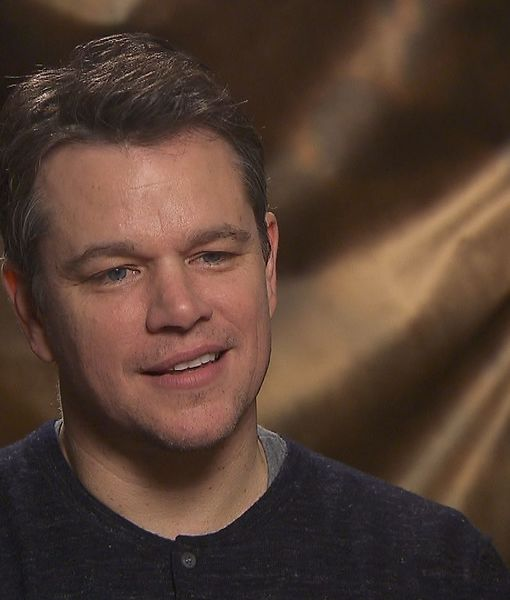 Matt Damon Thinks George & Amal Clooney Will Be 'Fantastic Parents!'
