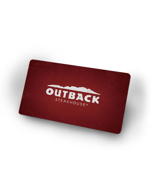 Win It! A $100 Outback Steakhouse Gift Card