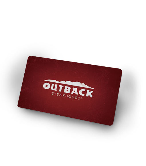 Win It! An Outback Steakhouse Gift Card