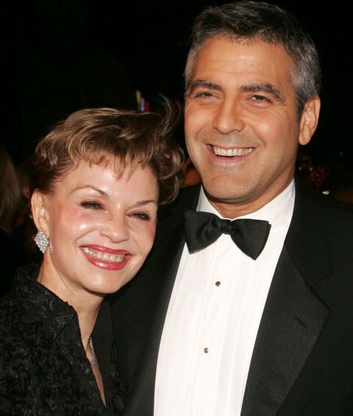 George Clooney's Mom Confirms His Twins' Genders
