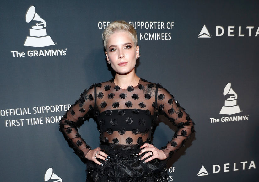 Grammy-Nominated Halsey Talks New 'Fifty Shades Darker' Song