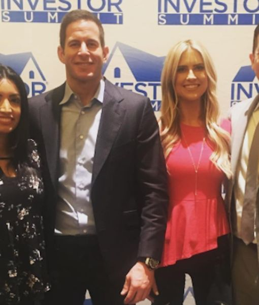 Tarek & Christina El Moussa Make First Joint Appearance Since Divorce Announced
