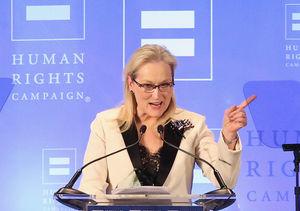 'Overrated Actress' Meryl Streep Attacks Trump in Speech
