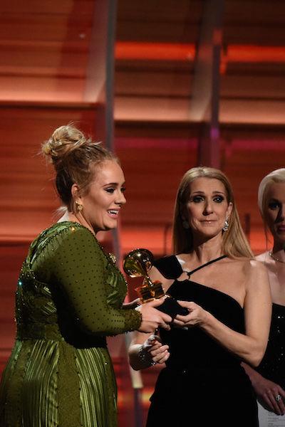 Adele-Celine-Dion