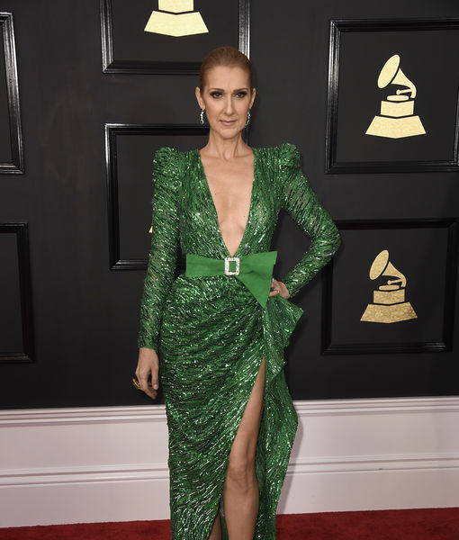 Céline Dion Is Unrecognizable with Bangs — See the Pic!