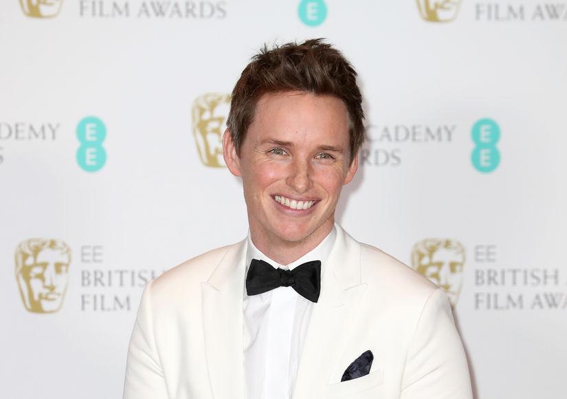 Pics! British Academy Film Awards