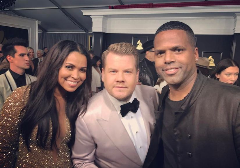 James Corden Opens Up on His Nerves on the Grammys Red Carpet
