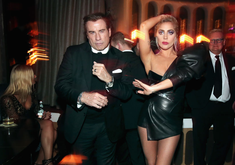 john-travolta-lady-gaga-getty
