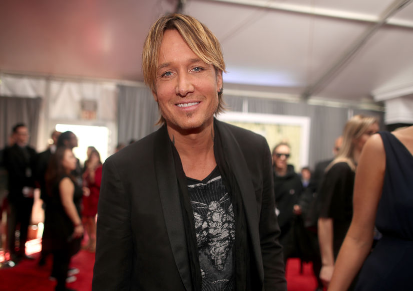Why Keith Urban Couldn't Bring Nicole Kidman as His Grammys Date