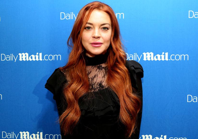 Lindsay Lohan on Islam Rumors, Donald Trump, & Love