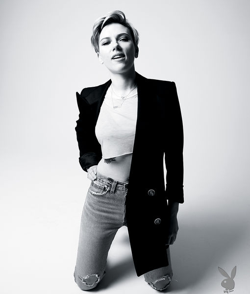 Why Scarlett Johansson Doesn't Think Monogamy Is 'Natural'