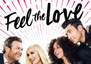 The Voice' Coaches Are Feeling the Love on Valentine's Day