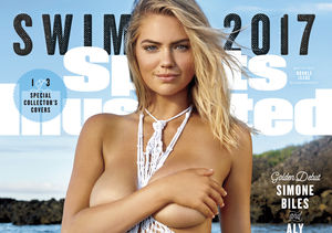 Kate Upton Lands Third SI Swimsuit Issue Cover — See All Three Sexy…