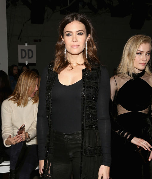 Mandy Moore & Anna Wintour Dish on New York Fashion Week