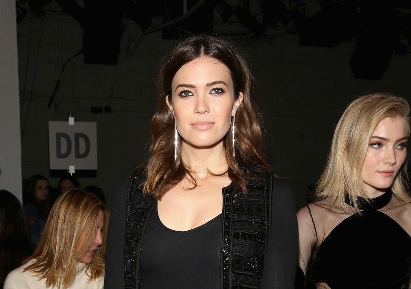 Mandy Moore & Anna Wintour Dish on New York Fashion Week
