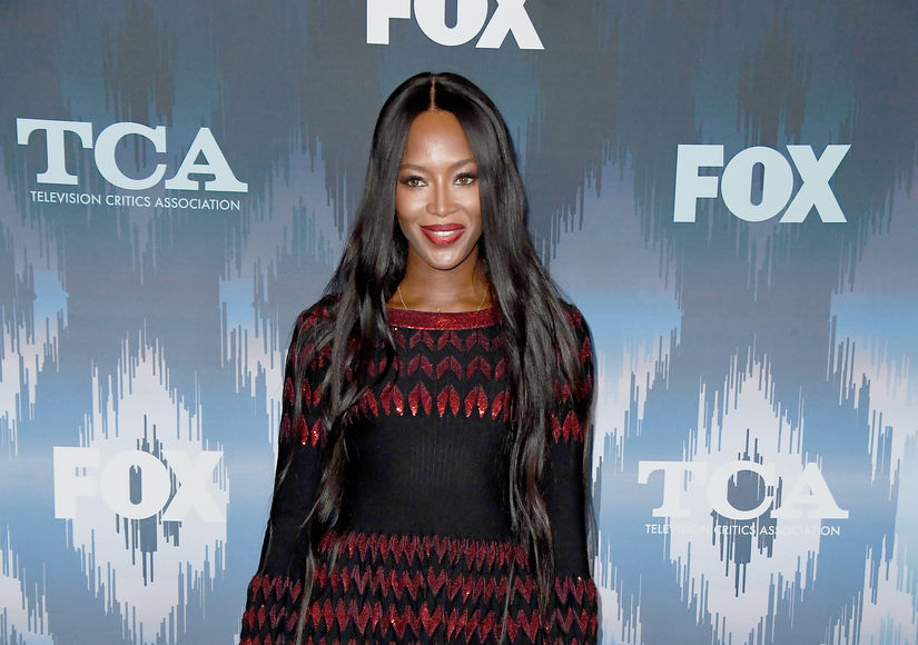 Naomi Campbell on Playing 'Flawed' Character on 'Star'