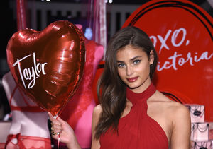 Victoria's Secret Angel Taylor Hill Shares Hot Valentine's Day Gifts &…