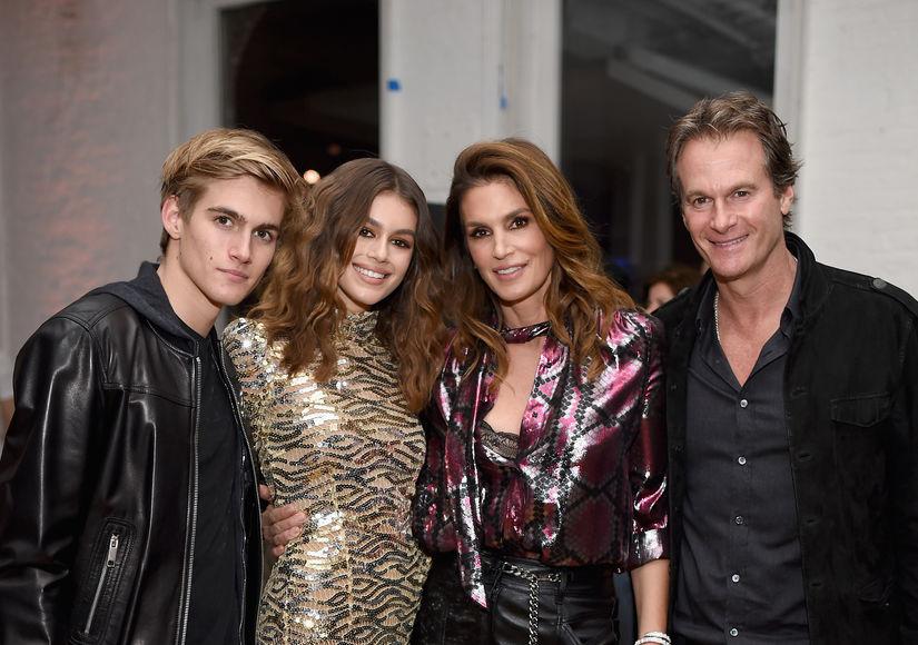Pics! Model Kids with Celebrity Parents