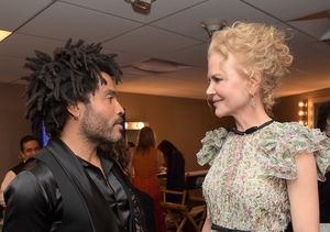 Nicole Kidman Confirms She Almost Married Lenny Kravitz