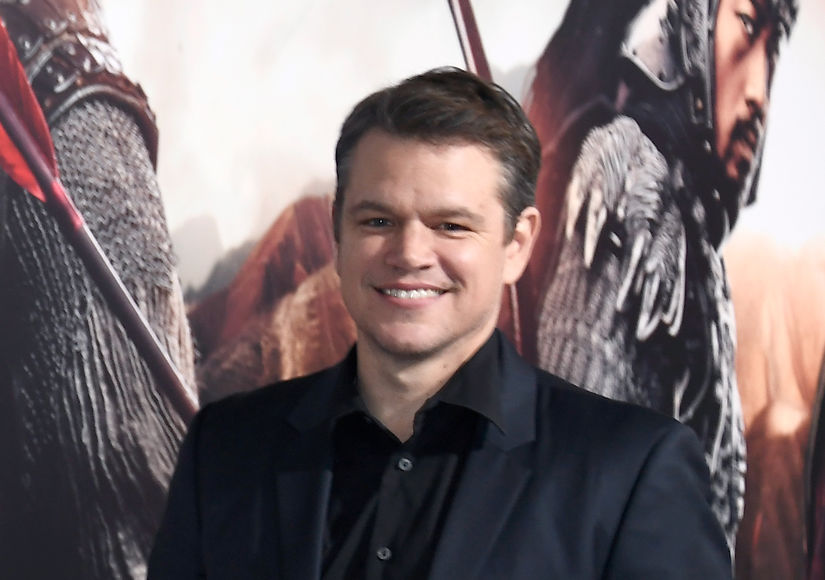 Matt Damon Confirms 'Ocean's Eight' Role — What Part Will He Play?