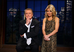 Why Regis Philbin Doesn't Keep in Touch with Kelly Ripa After Leaving…