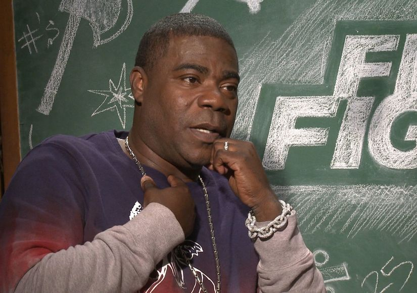 What Tracy Morgan Learned from His Near-Death Accident