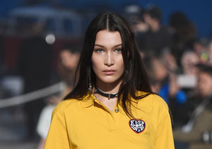 'It' Girl Bella Hadid Talks Life on the Runway — and the Nerves!