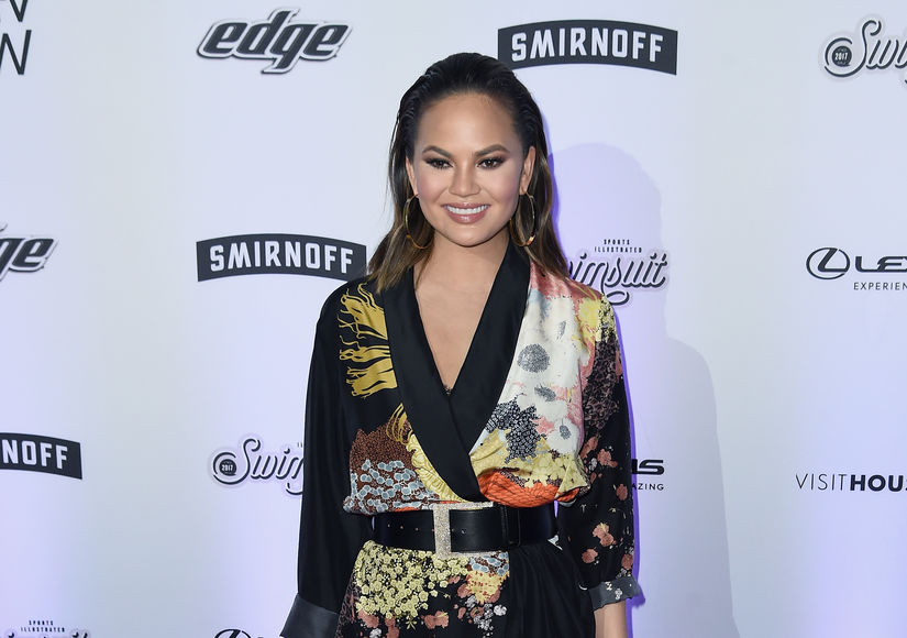Chrissy Teigen's Unfiltered Reason for Her Latest Naked Photo