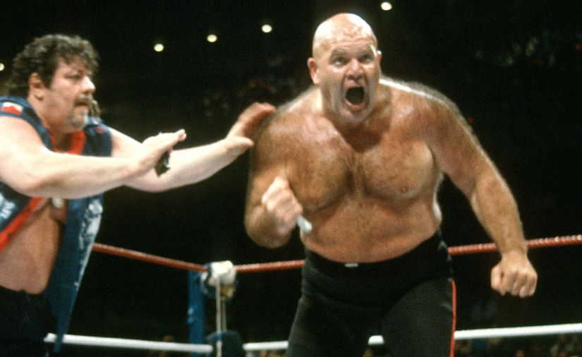WWE Legend George 'The Animal' Steele Dead at 79