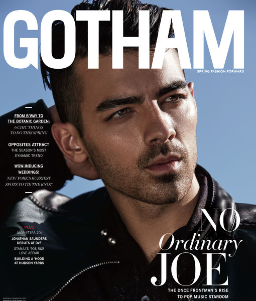 Joe Jonas on Life After Jonas Brothers, and On-Screen Romance with Ashley Graham
