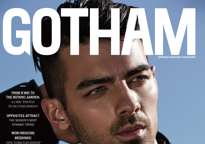 Joe Jonas on Life After Jonas Brothers, and On-Screen Romance with Ashley Graham