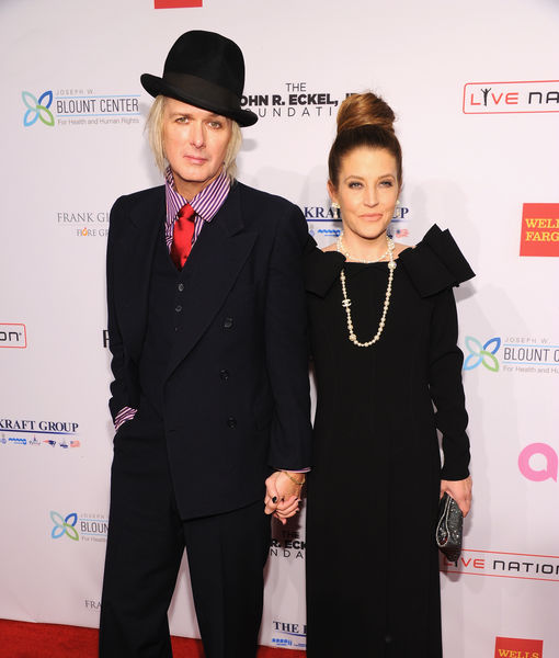 Lisa Marie Presley's Ex Fires Back After Her Shocking Allegations
