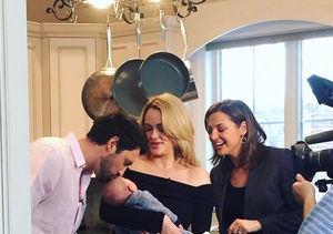 Peta Murgatroyd & Maksim Chmerkovskiy's Baby Boy Shai Makes His…
