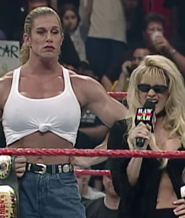 WWE Star Nicole Bass Dead at 52