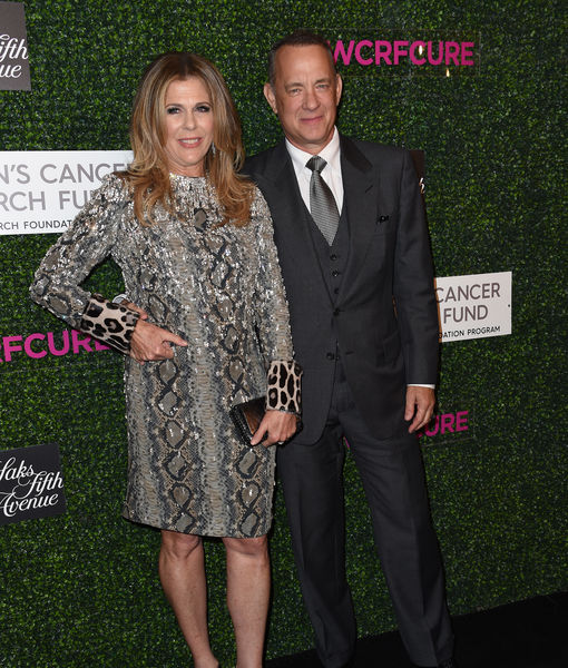 Tom Hanks' 'TMI' Response to His Valentine's Day with Wife Rita Wilson