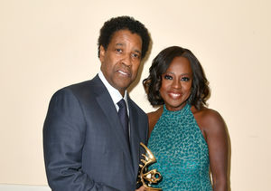 Viola Davis & Denzel Washington Recall Their First Time Working…