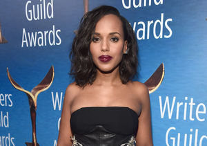 Kerry Washington Dishes on 'Deadpool 2' Rumors and 100th 'Scandal' Episode
